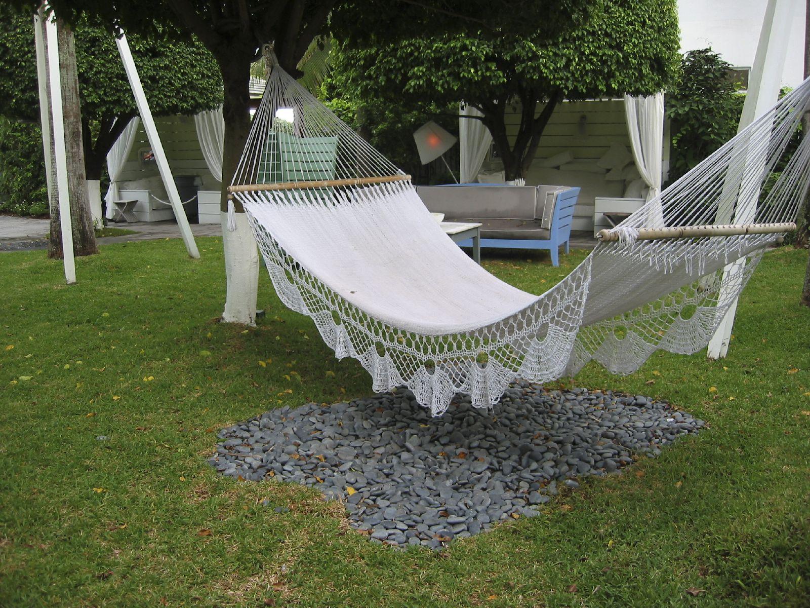 how to crochet a hammock Messymamas Weblog